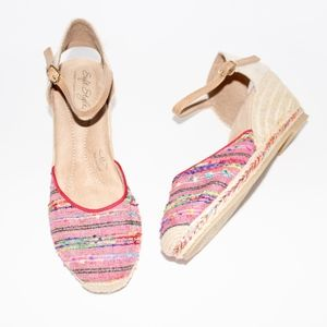 Soft Style Wedge By Hush Puppies With Soft Delight